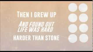 City and Colour - Harder Than Stone (Lyrics)