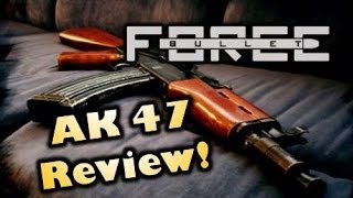 Bullet Force - AK 47 Review!