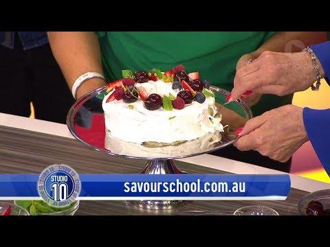 Download Youtube: White Chocolate Parfait w/ Kirsten Tibballs | Studio 10