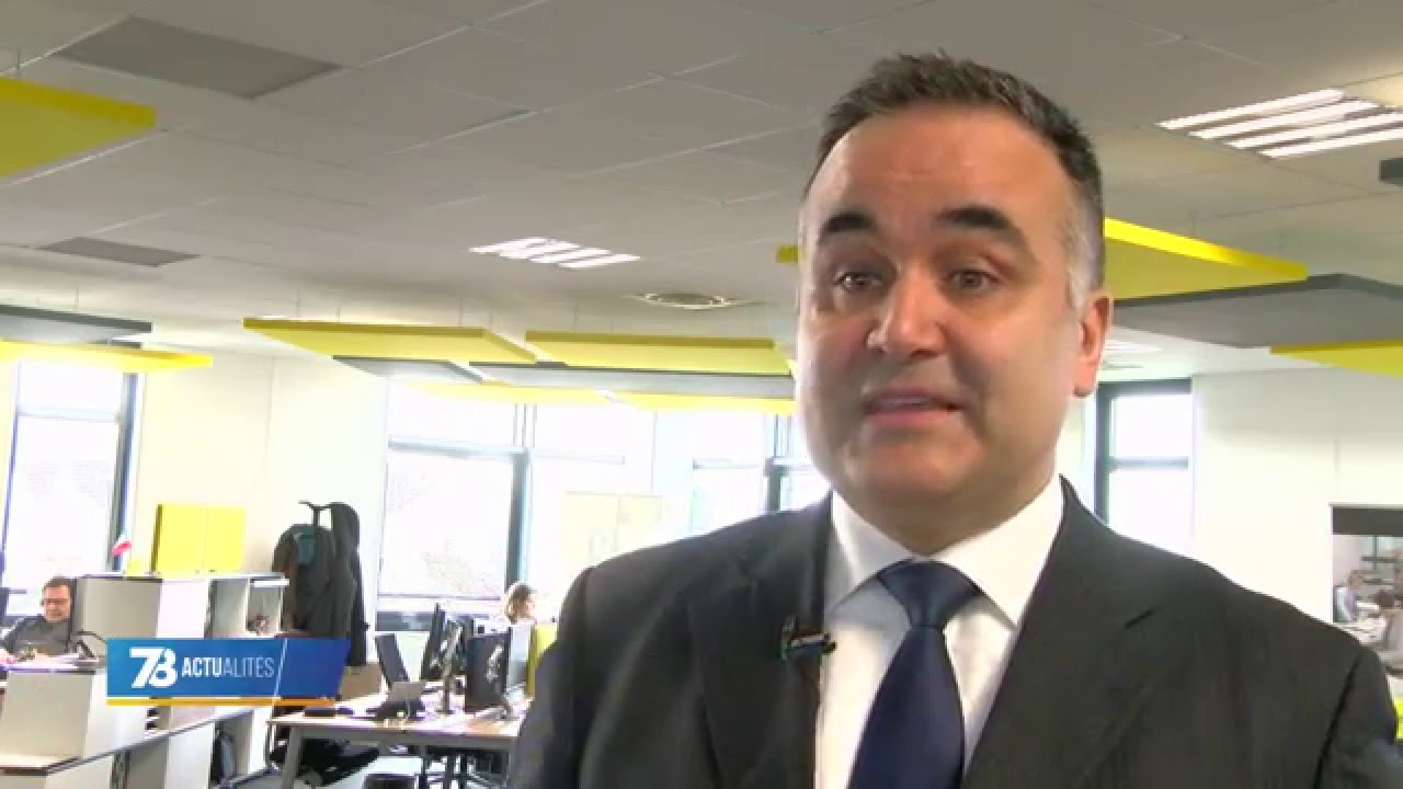 Economie : Jabra / GM Netcom s'installe à Elancourt