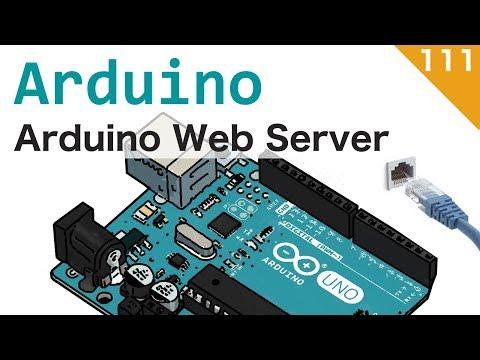 Arduino Ethernet Come WebServer (parte 1) - #111