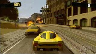 Stuntman: Ignition PlayStation 3 Gameplay - Chaser Video