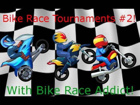 Bike Race Tournaments #2! Acrobat, XReverse, Kicka**
