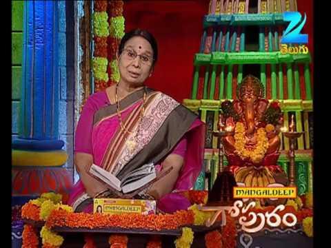 Gopuram - Episode 1652 - December 06, 2016 - Best Scene
