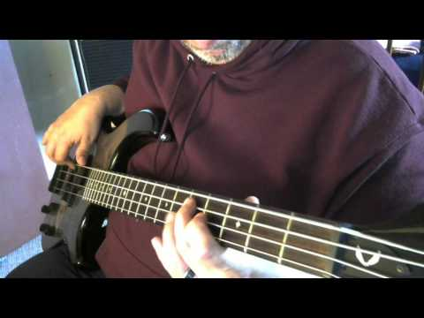Bass Cover The Authority Song John Mellencamp HD.