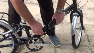 Review - Activ Fold A6 Folding Bike by Raleigh
