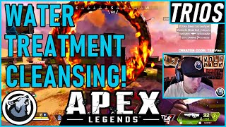 WATER TREATMENT CLEANSING! VISS APEX LEGENDS SEASON 5