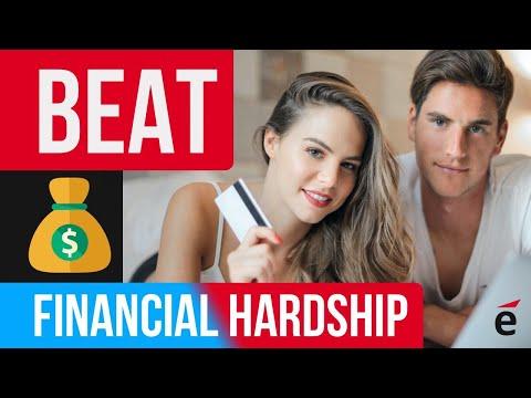 Beat Financial Hardship 2021 & Improving Financial Health