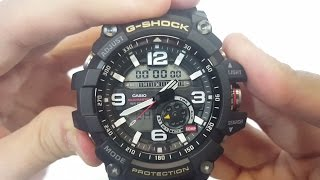 CASIO G-SHOCK GG-1000-1ADR UNBOXING