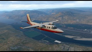 XP11: 690b to Kamloops, BC