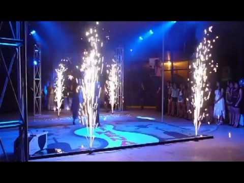 KINO - XIMENA DIAZ - 24/05/13 -CLUB TENNIS HUACHO - LATIN ROCK GRACIAS POR SU PREFERENCIA