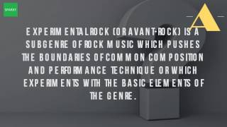 What Is Experimental Rock?