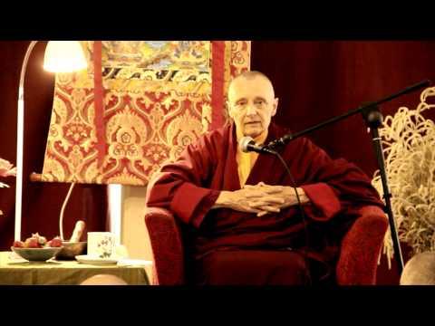 "Jetsunma Tenzin Palmo's ""The Four Immeasurables"" / D1-P1"