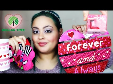 Dollar Tree Haul| Valentine's Day Cuteness & Other things