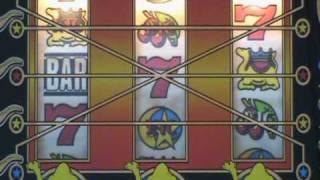 懐かしの2号機、初代アラジンのボーナス動画です。