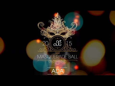 Masquerade Ball @ ADA University (Video Report)
