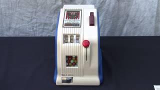 Daval AMERICAN EAGLE 3 reel trade stimulator slot machine