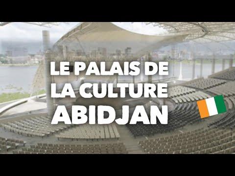 😫😫 10 VERITÉS CACHÉES SUR  LE PALAIS DE LA CULTURE D'ABIDJAN