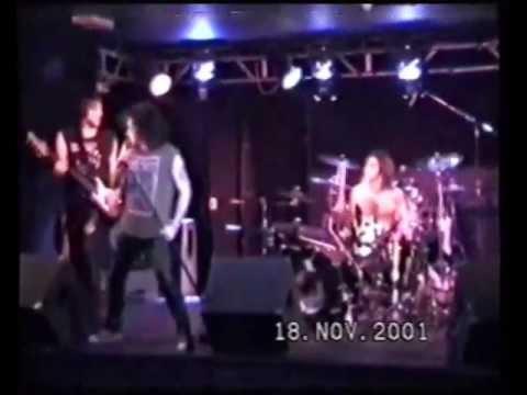 Uncle Fester UFX Hartlepool Live 2001 04 of 09 Sister