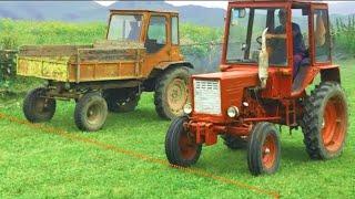 Гонки на Тракторах | Трактор Т 25 или Т 16?