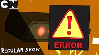 Regular Show | Network Connection Error | Cartoon Network