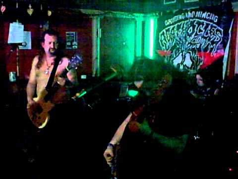 Agathocles first ever UK gig PART 1,...