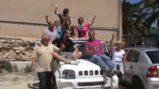 Jeep Safari Mallorca  2012 Eröffnung