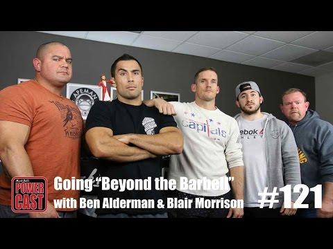 "Going ""Beyond the Barbell"" with Ben Alderman & Blair Morrison 