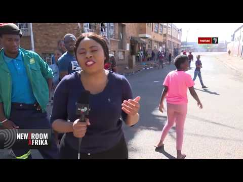 Tensions remain high in Johannesburg and Ekurhuleni amid the violence and looting