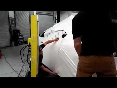 Mk6 Golf R Vinyl Wrap Time Lapse