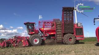 World Record Holmer Sugar beet harvester Terra Dos T4