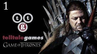 Telltale's Game of Thrones - Walkthrough Part 1 - The Red Wedding