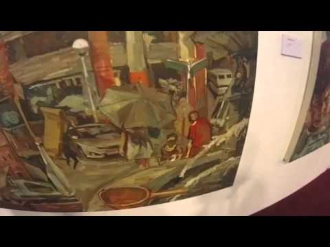 Aleia's Painting Documentary