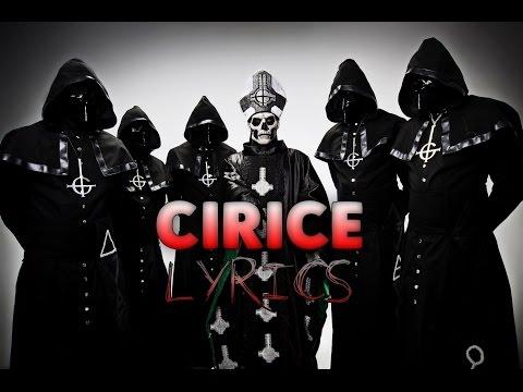 Ghost - Cirice Lyrics