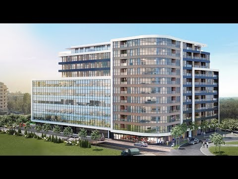"New luxury complex in Sofia ""Malinova dolina"" next to Simeonovsko Shose Blvd."