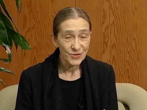 Message from Pina Bausch - THE 2007 KYOTO PRIZE