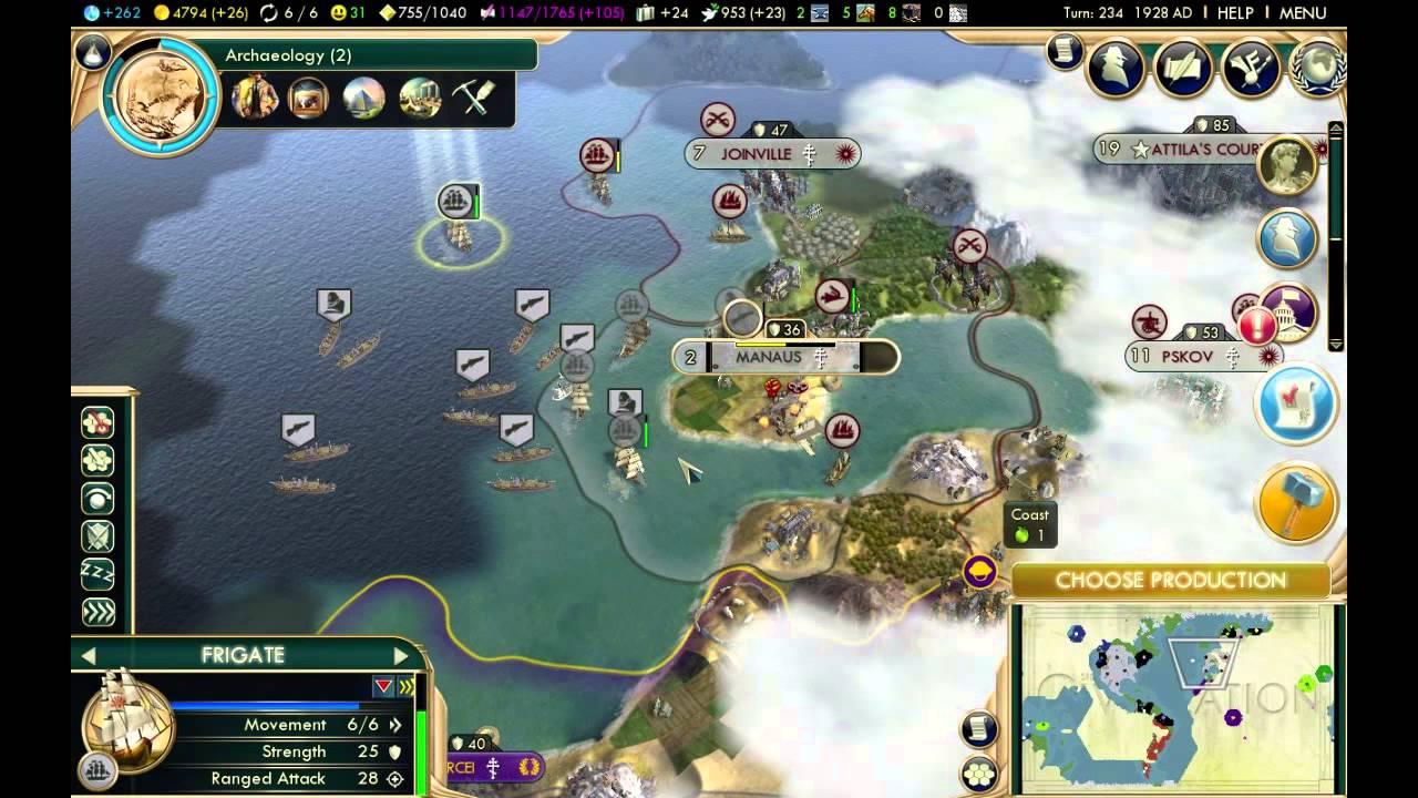 Hitler civilization 6 walkthrough