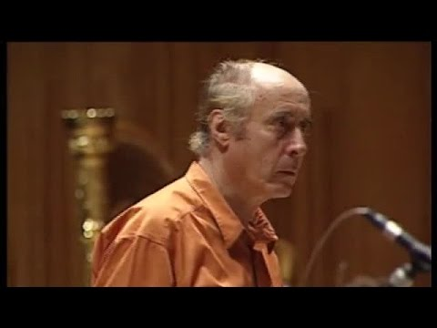 Henry Mancini rehearses with The Royal Philharmonic Pops Orchestra
