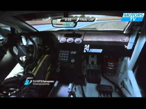 FIA GT3 Castellet 2011