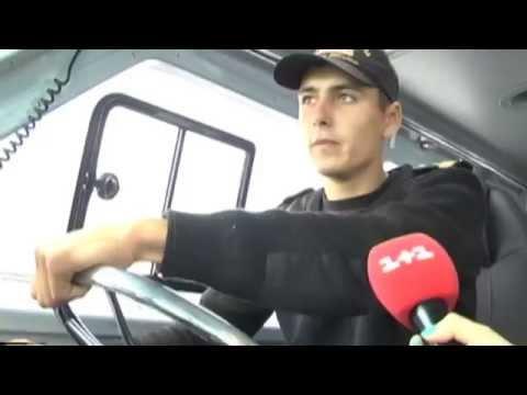 Ukrainian Navy Defends Mariupol: Border guards facing Azov Sea invasion threat from Russia