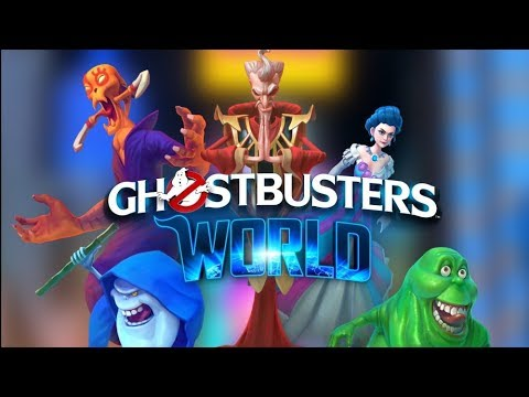GHOSTBUSTERS World: Official Gameplay Trailer Sony AR Mobile Game 2018