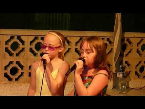 Emily & Charlie karaoke