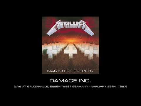Metallica: Damage, Inc  at Grugahalle