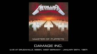 Metallica: Damage, Inc. (Live at Grugahalle) YouTube Videos