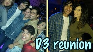 EXCLUSIVE  Dil Dosti Dance reunion at Bindass Naach wrap party
