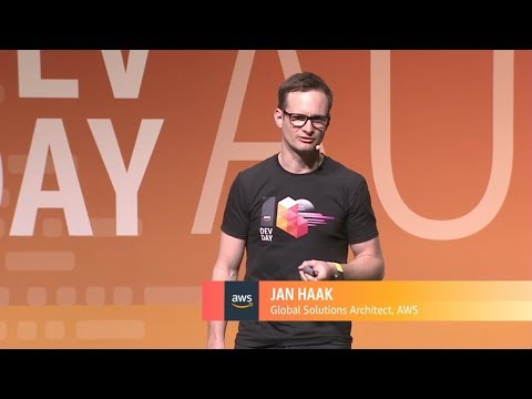 AWS Dev Day Australia 2018 - Intelligence of things: IoT, AWS DeepLens and Amazon SageMaker
