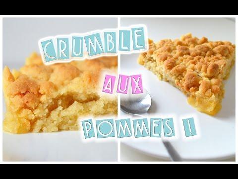 recette-#1-|-le-crumble-aux-pommes-!