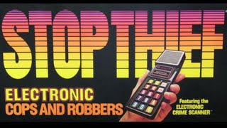 Ep 11: Stop Thief Board Game Review (Parker Brothers 1979)