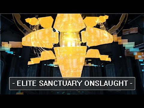 Warframe - My Thoughts On Elite Sanctuary Onslaught (Mostly Solo)