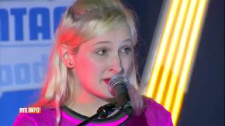 Alice On The Roof - How Long et Malade (Radio Contact - RTL Info)